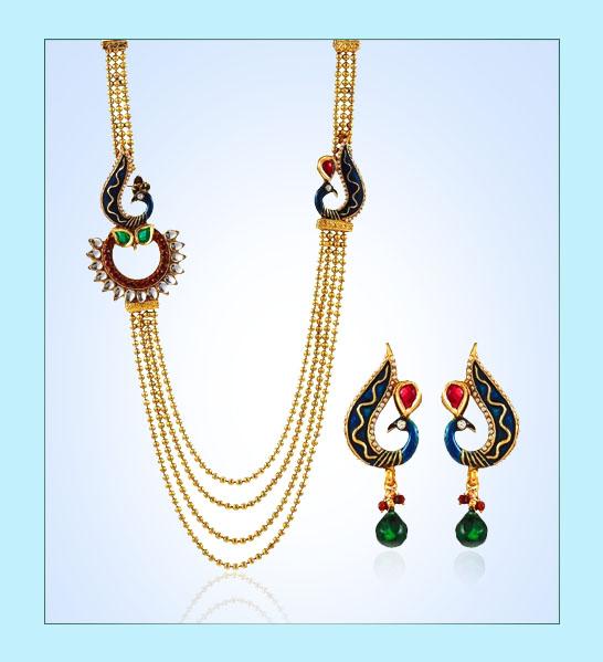 Ethnic Jewellery set