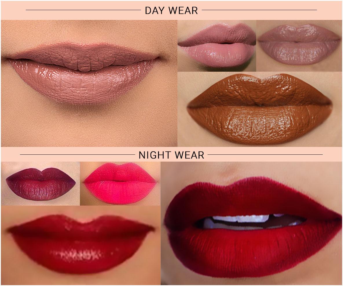 Lipstick for Medium Complexion