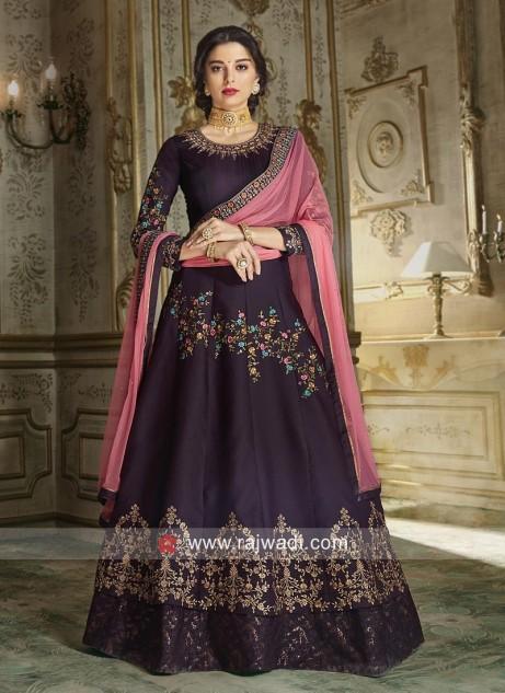Anarkali Suit - WDM17413