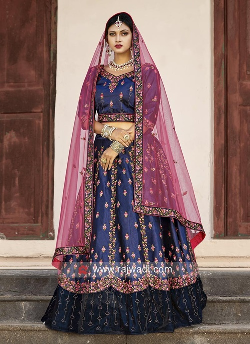 Single Dupatta – Center veil style